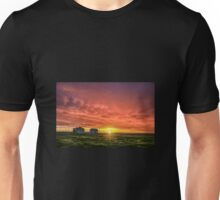 Fire In The Sky Unisex T-Shirt
