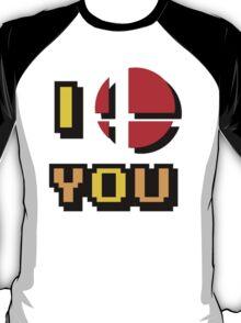 I Love You - Super Smash Bros. T-Shirt