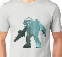 Rapture Big DaddySilhouette Unisex T-Shirt