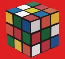 Rubik cube One Piece - Long Sleeve