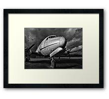 Air Force - B&W Framed Print
