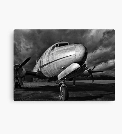 Air Force - B&W Canvas Print