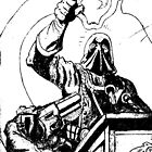 GI Joe Cobra Commander by olwen Fisher