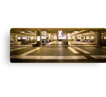 The Terminal Canvas Print