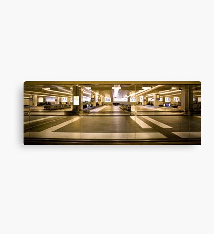 The Terminal Canvas Print