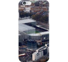 St James' Park iPhone Case/Skin