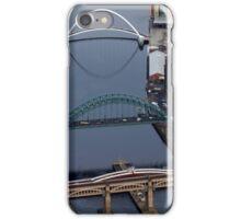 The Tyne Bridges iPhone Case/Skin