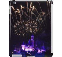 Fireworks at Disneyland iPad Case/Skin