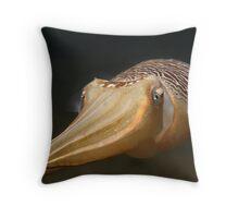 Clifton Cuttle Throw Pillow