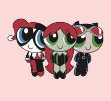 The Gothampuff Girls Kids Tee