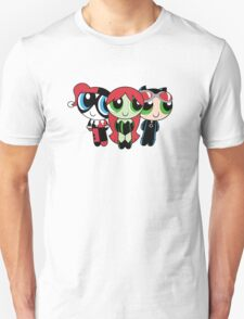 The Gothampuff Girls Unisex T-Shirt