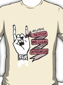 Fight Back! T-Shirt