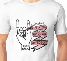 Fight Back! Unisex T-Shirt