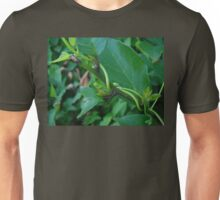 Green Leaf and Vines Unisex T-Shirt