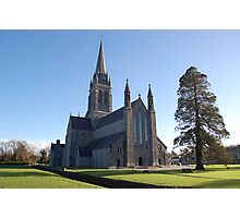 Killarney Cathedral Photographic Print