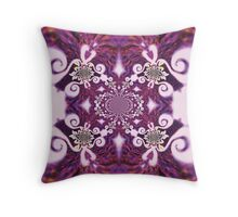 Poof Vine Throw Pillow