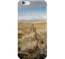 Sharply Divided iPhone Case/Skin