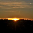 December Sunrise by Rosy Kueng