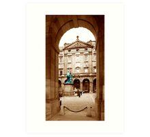 City Chambers, Edinburgh Art Print