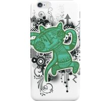 Trippy Floaters 10 iPhone Case/Skin
