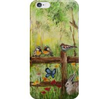 Bird Song iPhone Case/Skin