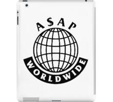 ASAP Mob  Worldwide iPad Case/Skin