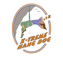 Hang Dog Gal Duvet by CarabinerSport