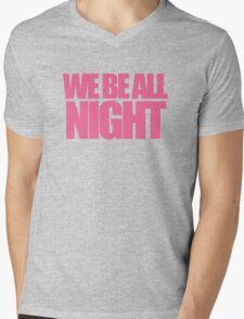 Beyonce - WE BE ALL NIGHT Mens V-Neck T-Shirt