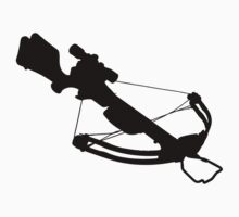 Crossbow Silhouette  by ColaBoy