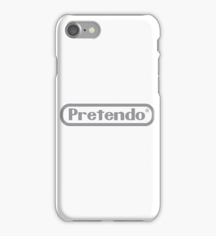 Pretendo Entertainment System iPhone Case/Skin