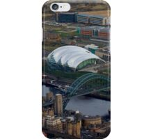 The Tyne Bridges iPhone Case/Skin