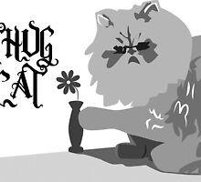 Thug Cat by DHep