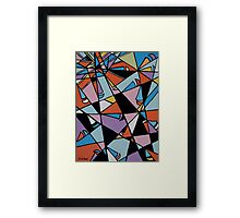 Dreams of Sailing Framed Print