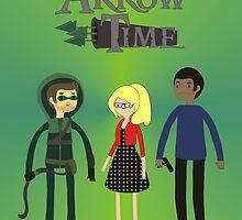 It's Arrow Time by AnArielView