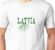 Latvia Roots Unisex T-Shirt