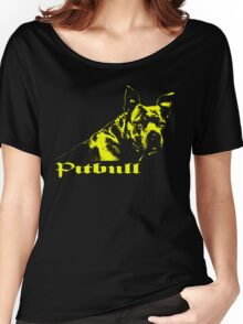 pitbull Women's Relaxed Fit T-Shirt