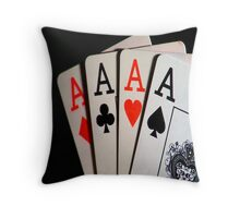 A good hand Throw Pillow