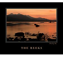 The Reeks Photographic Print