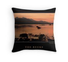 The Reeks Throw Pillow