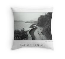 Gap of Dunloe Throw Pillow