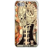 Stage Fright iPhone Case/Skin
