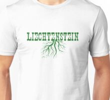 Liechtenstein Roots Unisex T-Shirt