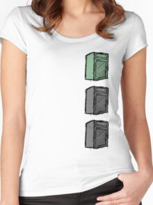 Individual Amp Women's Fitted Scoop T-Shirt