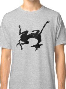 sleeping italian greyhound Classic T-Shirt