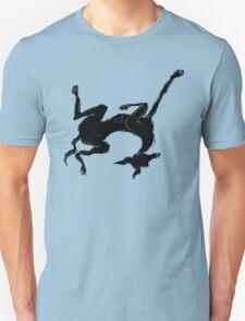 sleeping italian greyhound T-Shirt