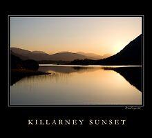 Killarney Sunset by Donal Lyne