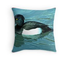 Saw this little fellow shooting across the lake.        Throw Pillow