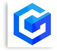 Gamecube Metal Print