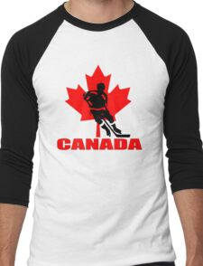 canada hockey Men's Baseball ¾ T-Shirt
