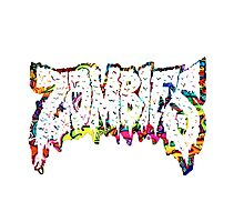 Flatbush Zombies Trippy Photographic Print